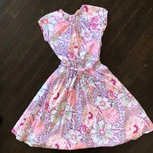 Lands End EUC dress 👗